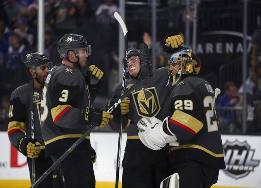 US Army challenging nickname of NHL's Las Vegas franchise