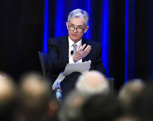Fed Chair Says He Won't Resign If President Trump Asks Him To""
