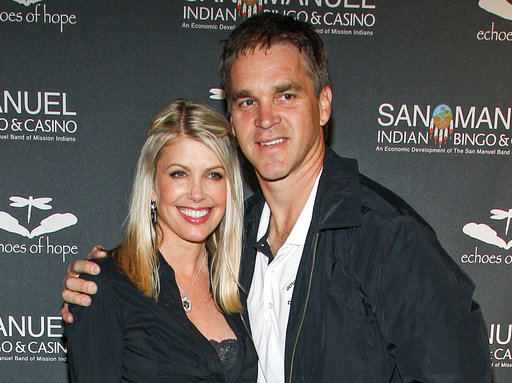 Luc Robitaille, Stacia Robitaille`