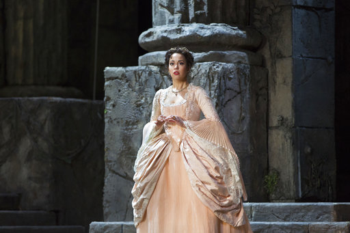 Soprano Nadine Sierra is making her mark at a young age