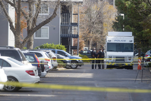 Student, 2 others die in shooting near Colorado university