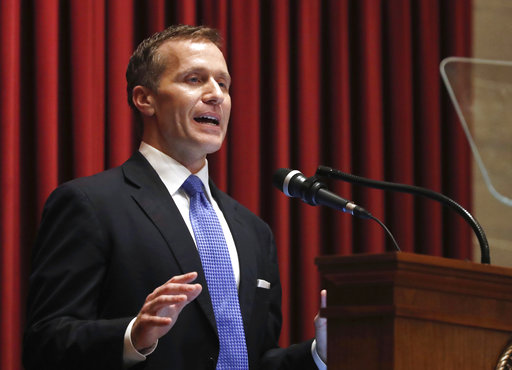 Local lawmakers react to scandal surrounding Gov. Greitens