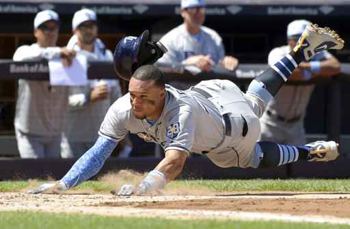 Font, Rays relievers come through in 3-1 win over Yankees