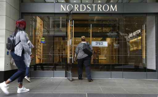Nordstrom 2Q earnings jump 47 percent as sales grow