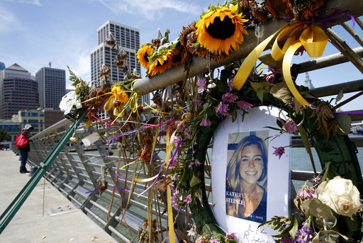 Jurors weigh San Francisco pier killing 2 years after death