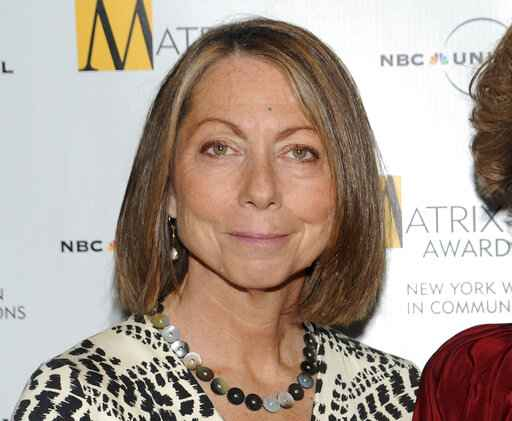 Sales for Jill Abramson book sluggish during first week