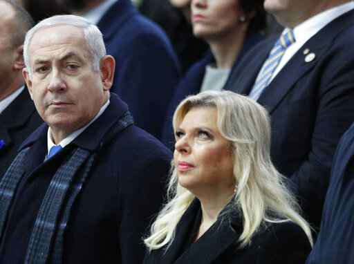 Israeli PM's wife accepts plea deal in case of catered meals