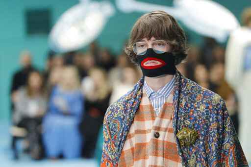 Gucci creative head breaks silence over 'blackface' sweater