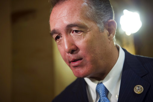 AP sources: Conservative Arizona Rep. Trent Franks resigning