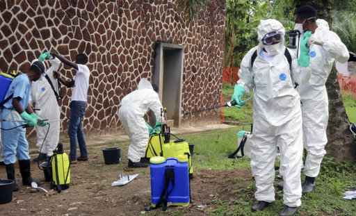 Woman With Ebola Spread Virus One Year After Infection, Doctors Say