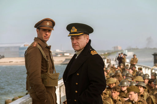 'Dunkirk,' 'Call Me By Your Name' top AP's best 2017 films