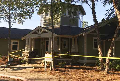 30 injured after floor collapses at apartment clubhouse in SC