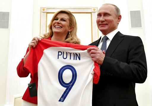 Russia on a high as World Cup wraps; Putin's problems remain