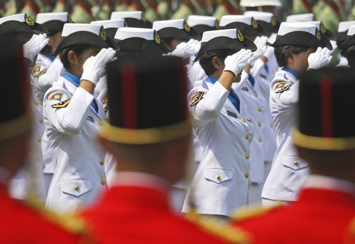 Group calls for Indonesian forces to stop virginity tests