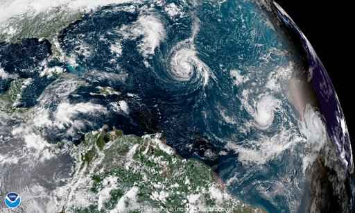 More than one million under evacuation as Hurricane Florence nears Carolinas