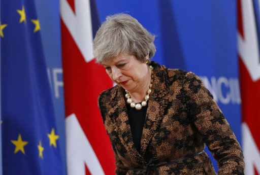 One 'nebulous' word sends sparks flying over Brexit talks