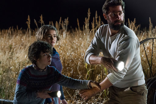 John Krasinski re-teams with 'A Quiet Place' producers