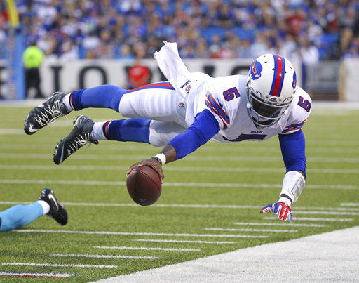 Buffalo Bills trade Cordy Glenn and move up in the first round