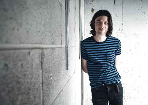 A T-shirt shopping trip with rock singer James Bay