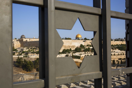 Warnings intensify as Trump readies Jerusalem declaration