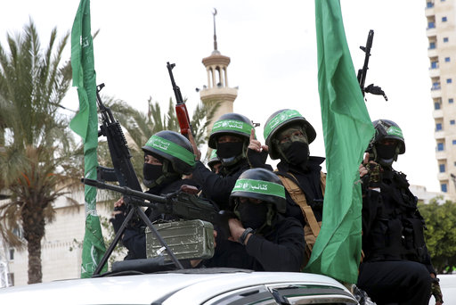 Hamas marks 30th anniversary at low point of Gaza rule