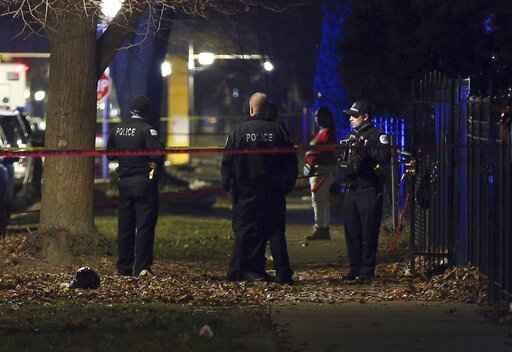 Chicago Party for Man Killed by Gunfire Erupts in Gunfire, Wounding 13