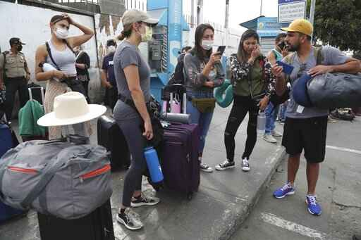 Dozens Of Irish Citizens Stranded In Peru Due To Lockdown