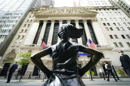 www.whec.com: Stocks fall on Wall Street as hopes fade for stimulus deal