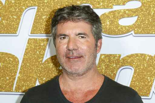 FIE - In this Aug. 28, 2018, file photo, Simon Cowell arrives at the