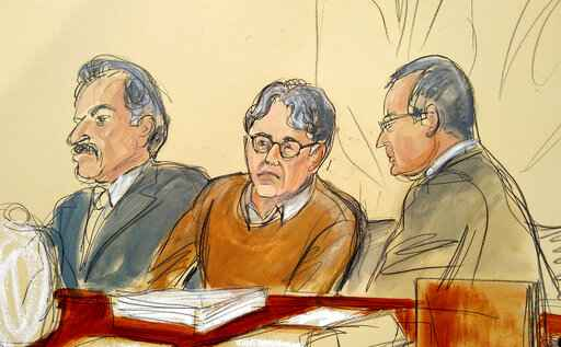 NXIVM sex cult founder Keith Raniere sentenced to 120 years in prison