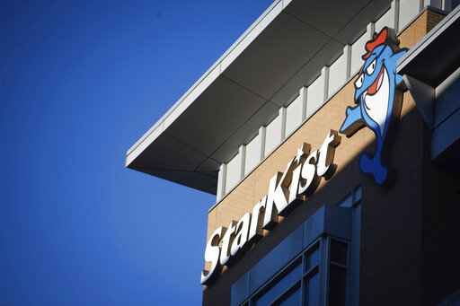 Judge: StarKist to pay $100M fine in tuna price-fixing case