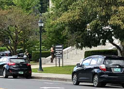 Parts of Vermont Capitol on lockdown after weapon report