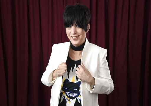 FILE - Diane Warren poses for a portrait at the 90th Academy Awards Nominees Luncheon on Feb. 5, 2018, in Beverly Hills, Calif. Warren is nominated for an Oscar for best original song for her work in