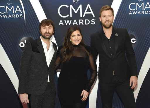 Country band Lady A files suit against singer with same name