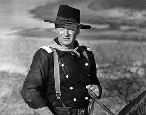 Call to remove John Wayne's name from airport in California