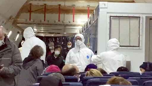 Quebec couple on quarantined cruise ship in Japan test positive for coronavirus