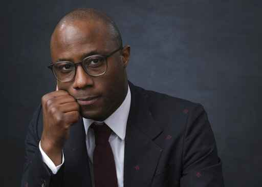 FILE - Filmmaker Barry Jenkins poses for a portrait at the 91st Academy Awards Nominees Luncheon in Beverly Hills, Calif. on Feb. 4, 2019. Jenkins' latest project, the 10-hour limited series
