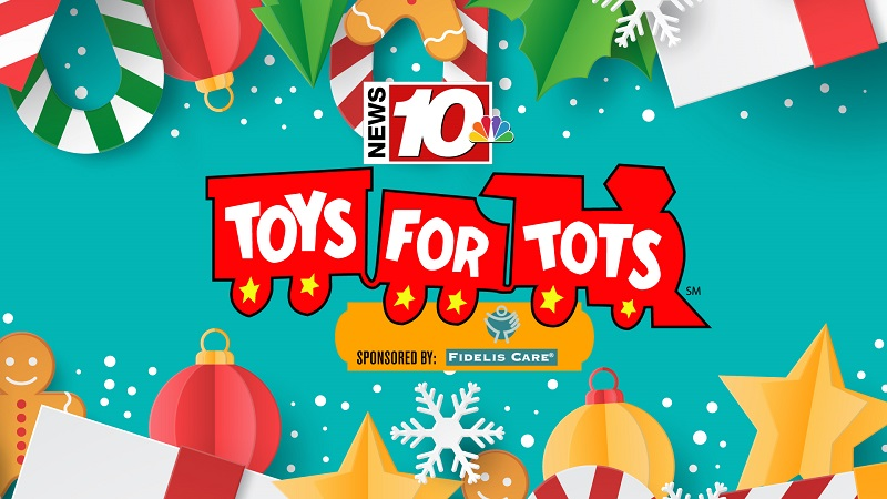 Toys for Tots Holiday Drive