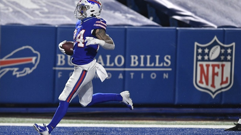 Bills advance to AFC Championship for 1st time since 1994