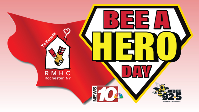 BEE A Hero Day