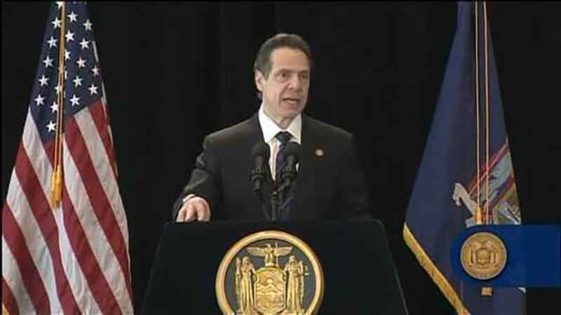 Cuomo to detail 2018 agenda in speech to lawmakers