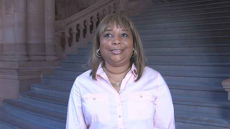 NY state lawmaker charged with fraud, obstructing justice