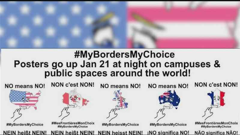 Immigration fliers spark outrage at St. John Fisher College