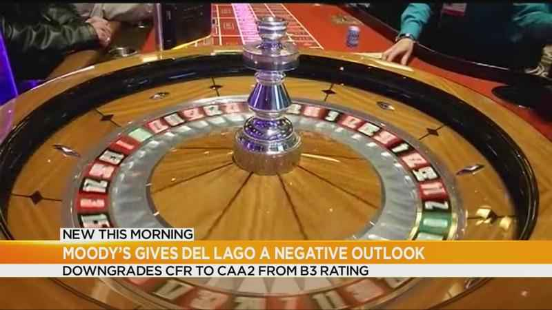 Moody's gives del Lago a negative outlook
