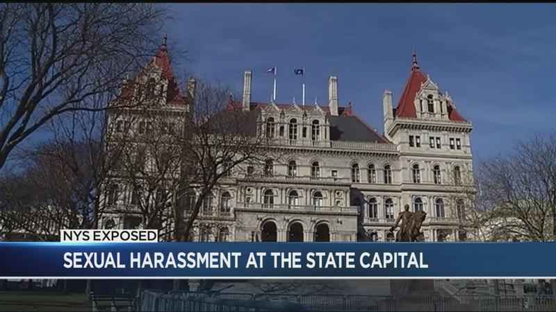 NYS Exposed: Changes proposed for sexual harassment in NYS government