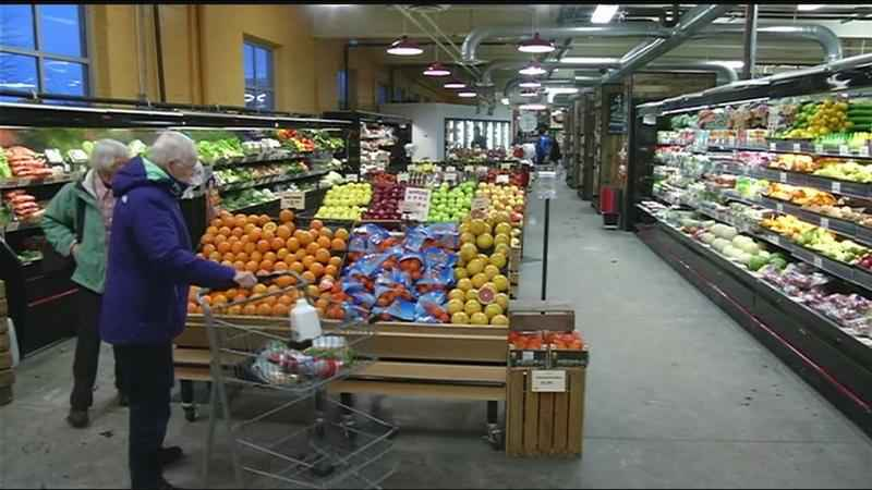 Nationwide cold means less produce at Rochester stores