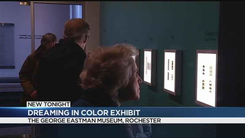 New film exhibit at George Eastman Museum
