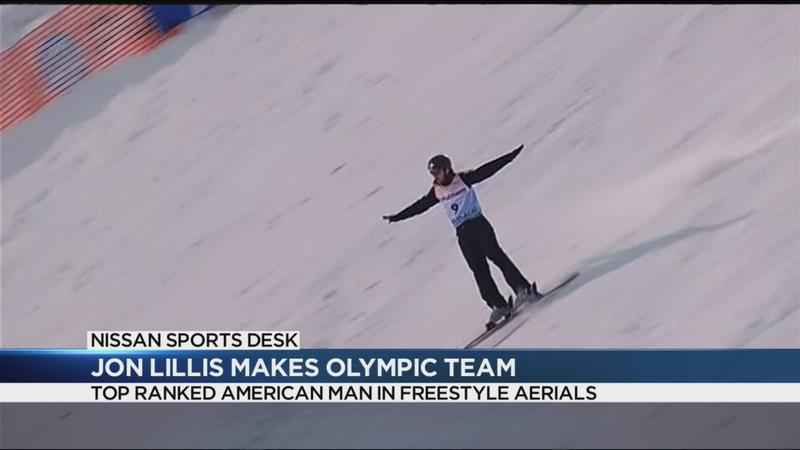 Pittsford's Jon Lillis named to Team USA in PyeongChang Olympics