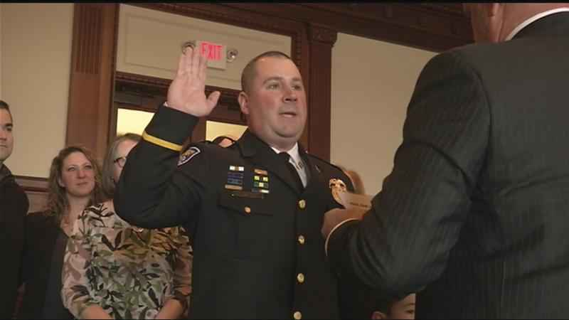 RPD honors members at promotions ceremony