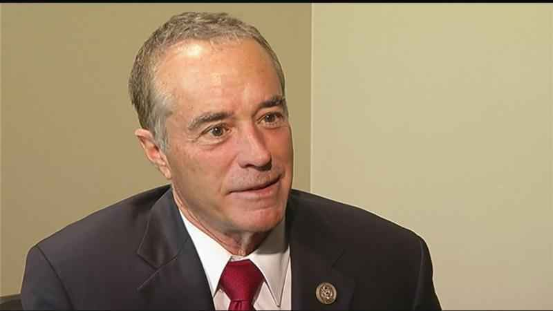 Congressman Chris Collins: Don't pay me during shutdown